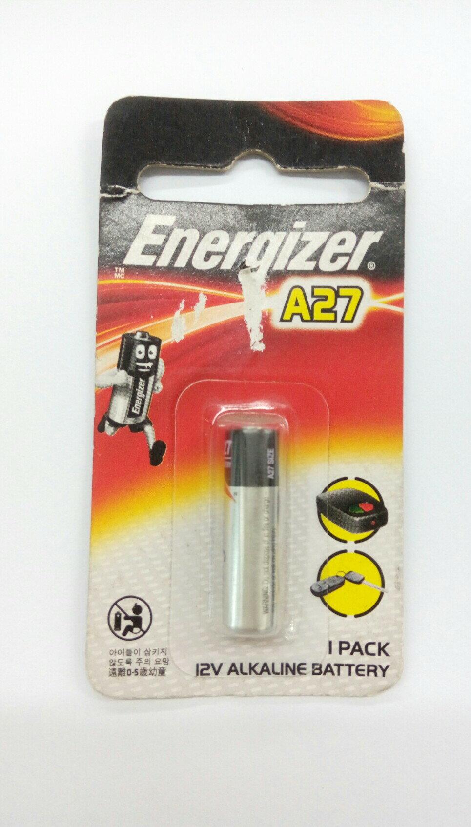 【八八八】e網購~【Energizer勁量 汽車遙控器12V電池(1入裝)】遙控器電池 電池 0