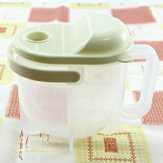 【珍昕】 生活大師 美廚水流式洗米器