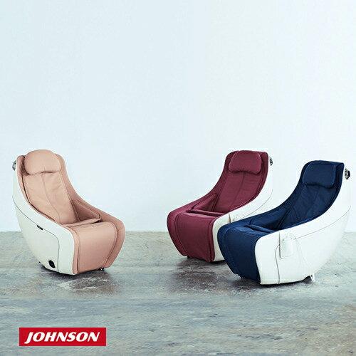 喬山JOHNSON SYNCA 小室沙發/按摩椅︱MR320|超長軌道‧腰臀均勻按壓