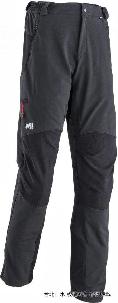五折出清Millet 法國頂級專業 男款/羊毛機能褲/登山褲/軟殼褲 MIV5668 Wool Durable Pant