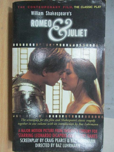 ~書寶 書T9/原文小說_MCW~Romeo    Juliet