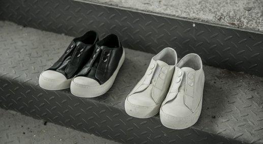 FINDSENSE服飾:FINDSENSEMD日系高品質時尚潮男牛皮低幫低跟休閒鞋板鞋