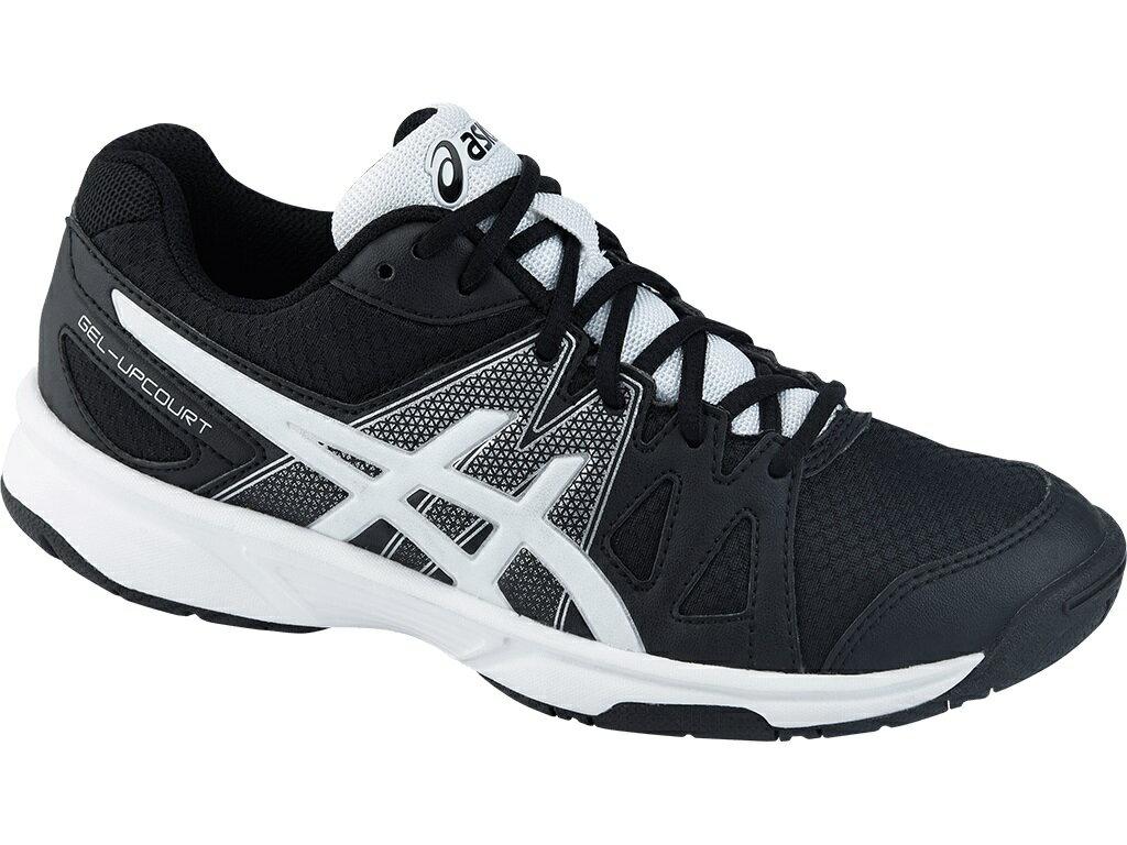 [陽光樂活=] ASICS 亞瑟士 (男) GEL-UPCOURT 排球鞋 羽球鞋B400N-9001