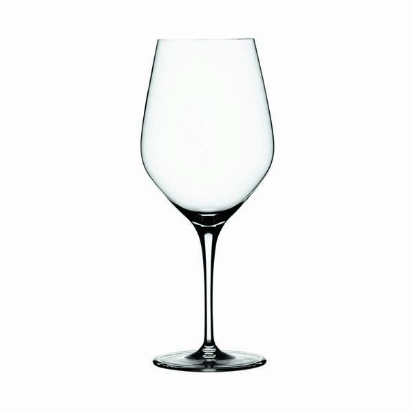 華若維生活精品 德國 SPIEGELAU Authentis侍酒師系列 波爾多紅酒杯 650ml (2入組)
