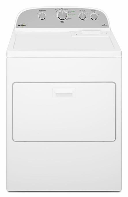 【滿額結帳折$200】限期送WMF湯鍋+標準安裝 Whirlpool 惠而浦 WED5000DW 12KG 極智電力乾衣機  /  上下掀蓋  /  220V  /  單向三線 0