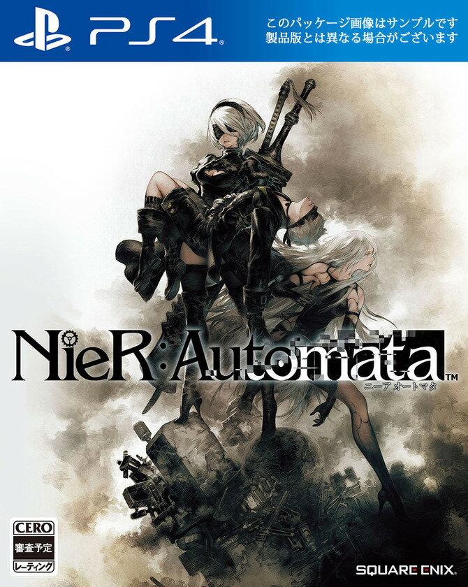 預購中 2017年2月23日發售 亞洲英日文版  [限制級] PS4 尼爾:自動人形