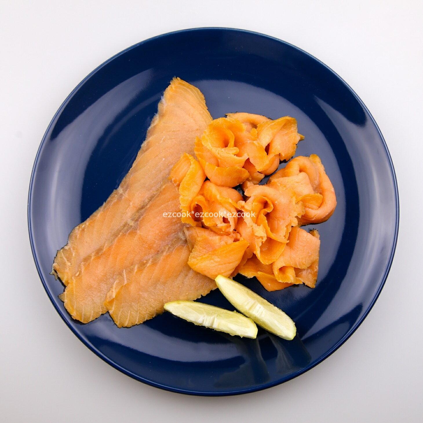 [ezcook]挪威煙燻鮭魚(600g/包)(產地:挪威,加工:台灣)