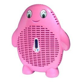 (WISER智慧家)(贈市價399元iPhone5保護套)MEIJI(美緻)無線式除溼機-粉紅寶寶(MJ-836)(含運)
