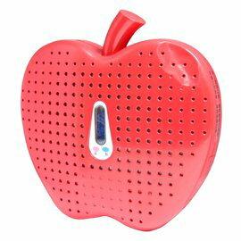 (WISER智慧家)(贈市價399元iPhone5保護套)MEIJI(美緻) 無線式除溼機-環保紅蘋果(MJ-826)(含運)