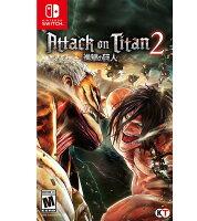 [現金價] (現貨) NS 進擊的巨人 2 Attack on Titan 2 中文版