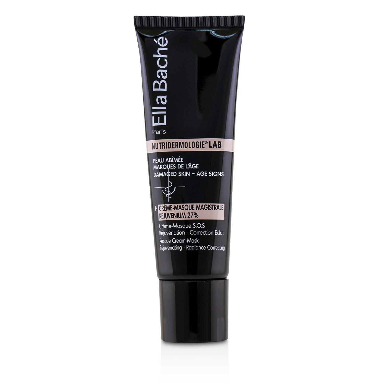 柏絲 Ella Bache - 急救面膜乳霜Nutridermologie Lab Magistral Cream-Mask Rejuvenium 27% Rescue Cream-Mask