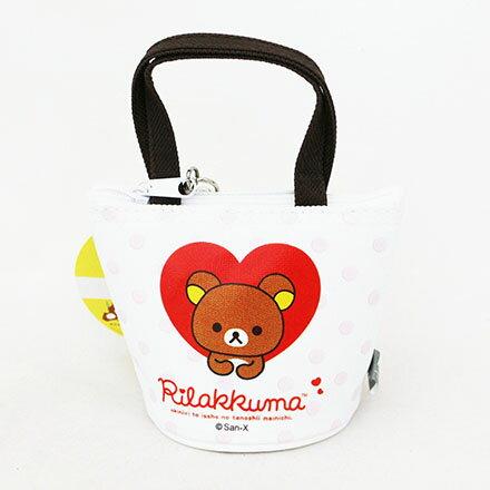 【敵富朗超巿】拉拉熊迷你手提袋錢包