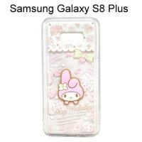 美樂蒂My Melody周邊商品推薦到立體大頭美樂蒂空壓軟殼 [玫瑰] Samsung Galaxy S8 Plus (6.2吋)【三麗鷗正版授權】