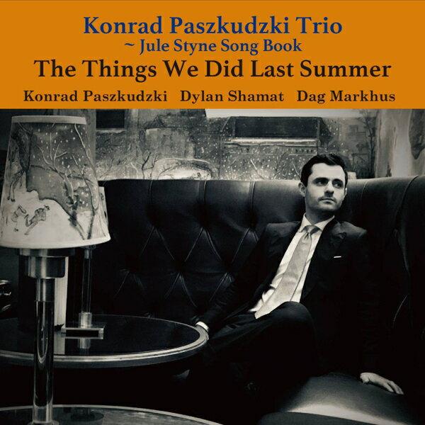 【停看聽音響唱片】【黑膠LP】康拉德.帕庫斯基三重奏:夏日回憶