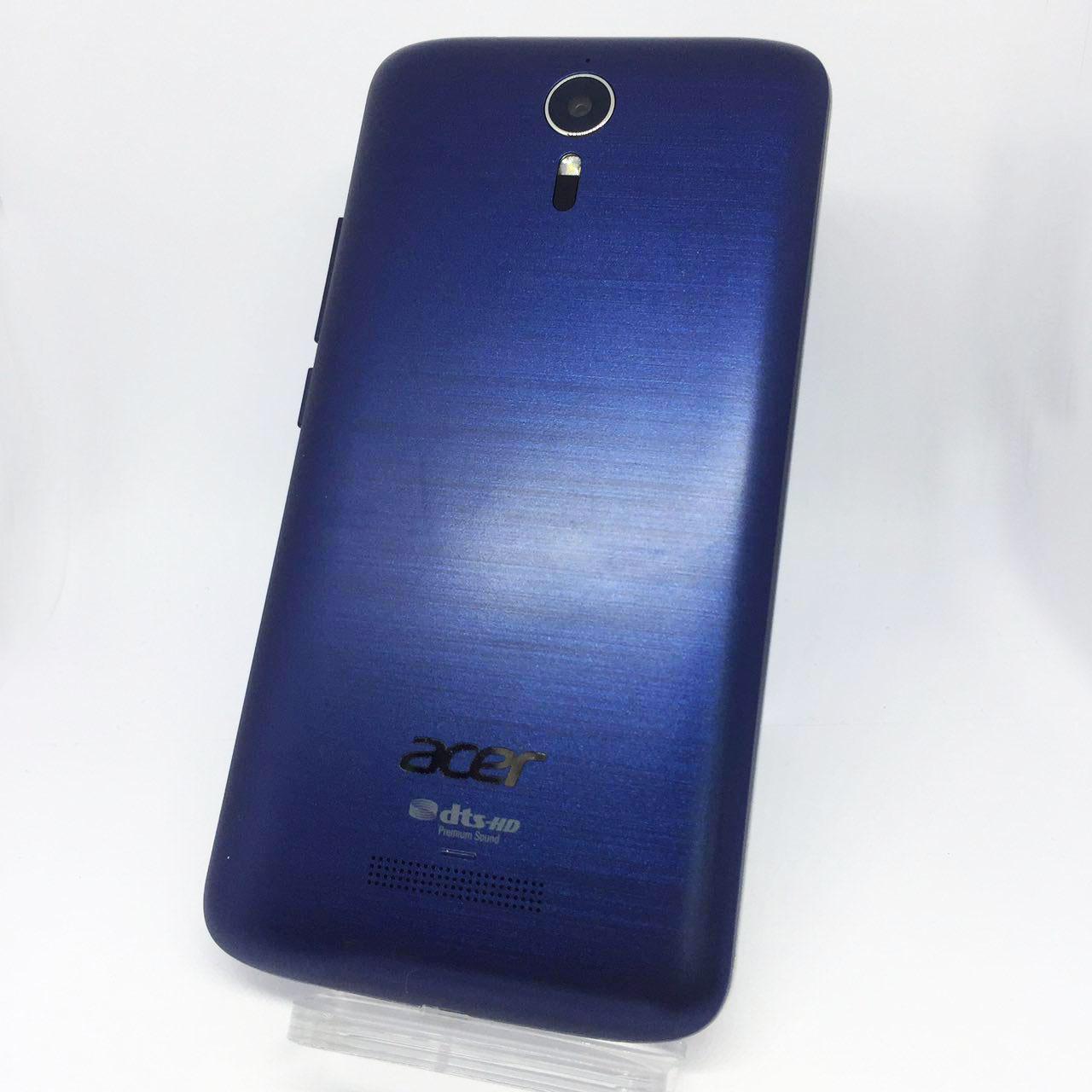 【創宇通訊】ACER liquid zest plus 16G 藍色【福利機】