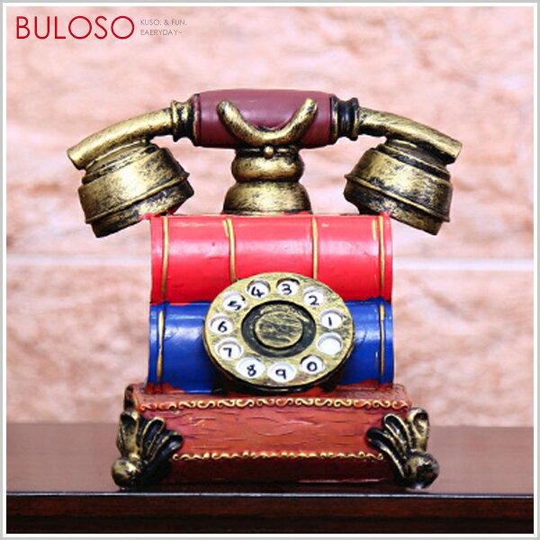 《台中不囉唆》創意居家復古電話裝飾存錢筒 儲物/置物/罐子/交換禮物(可挑色/款)【A292641】