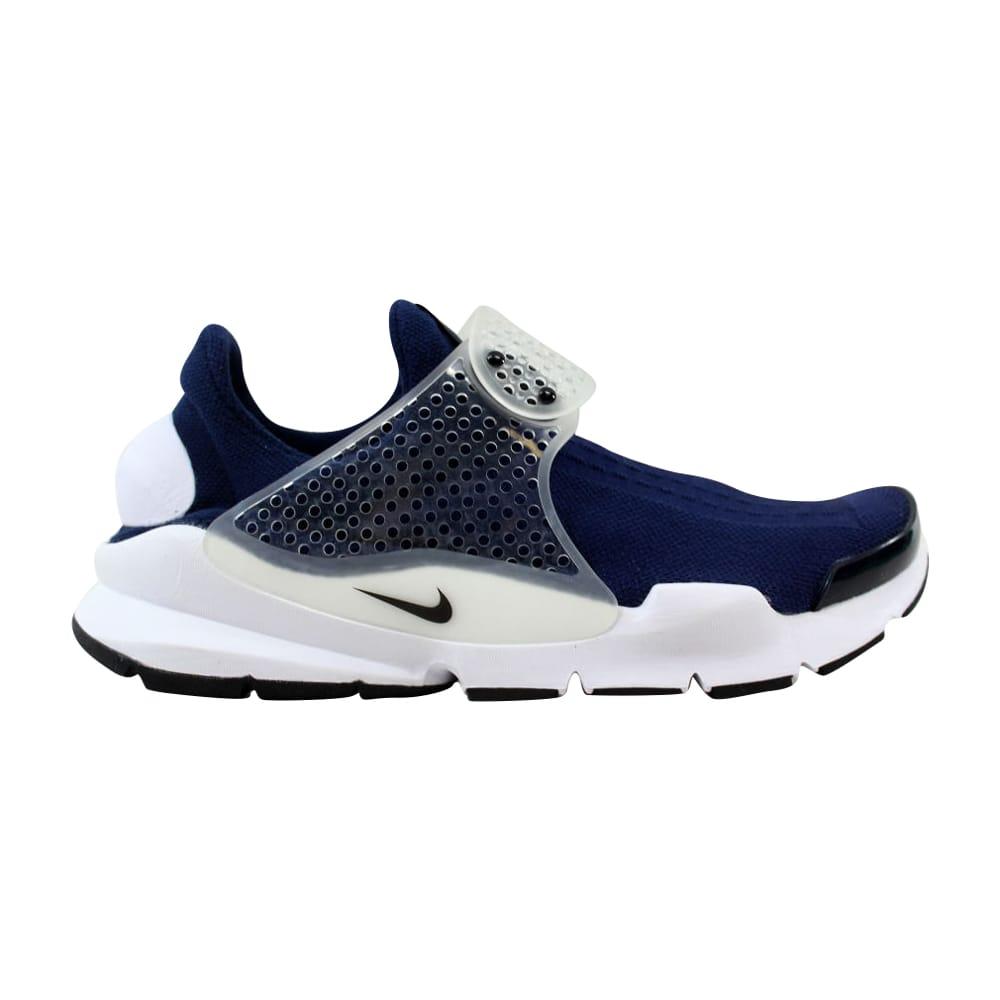 b29b3dd6c726 Kixrx  Nike Sock Dart KJCRD Midnight Navy Black 819686-400 Men s ...