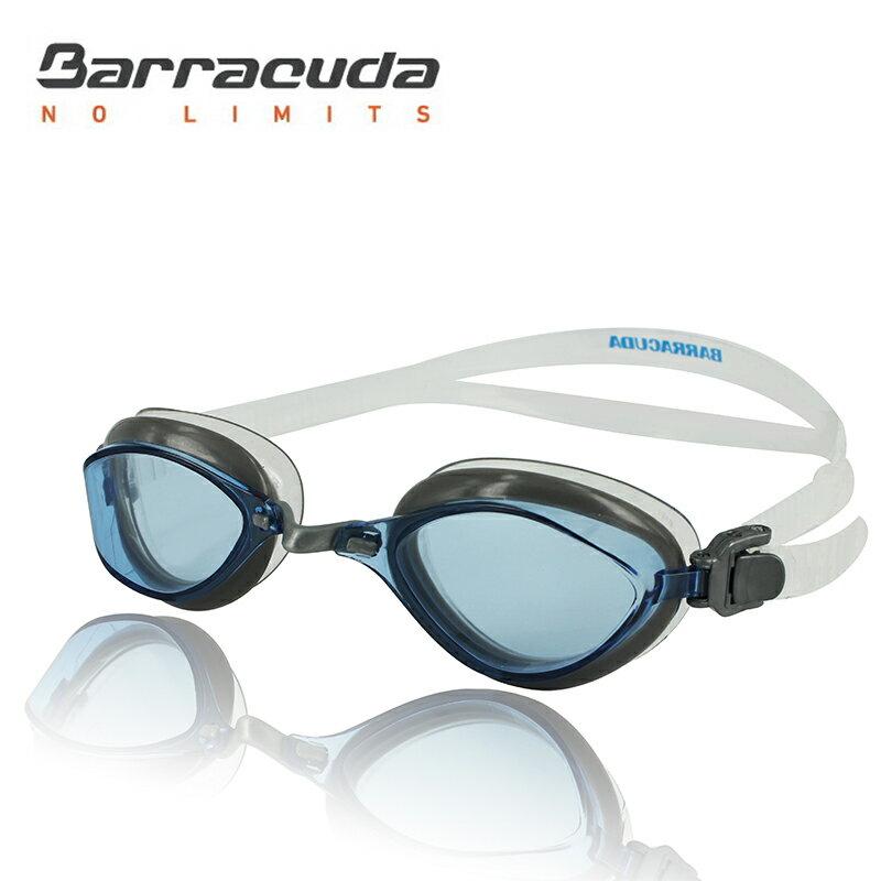 美國巴洛酷達Barracuda成人競技抗UV防霧泳鏡-FENIX#72755 2