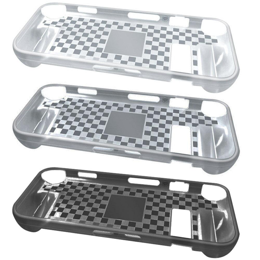 N-Switch主機防護TPU霧透殼 人體工學防撞耐磨 開孔精準 用料