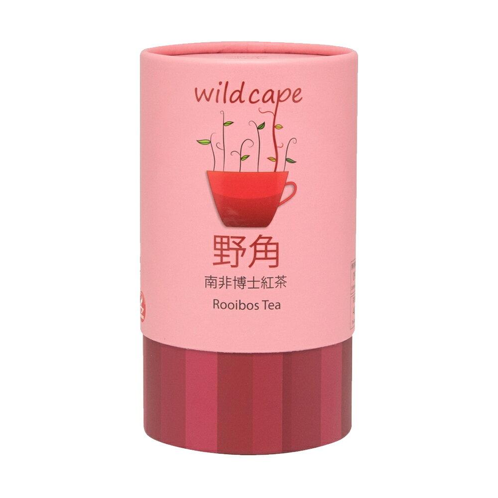 野角 Wild Cape 南非博士紅茶(40茶包/罐)【甜蜜家族】