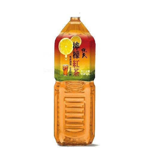 悅氏悅氏檸檬紅茶2000ml【愛買】