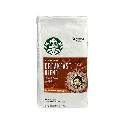 STARBUCKS 星巴克 早餐綜合咖啡豆 (1130g/包)