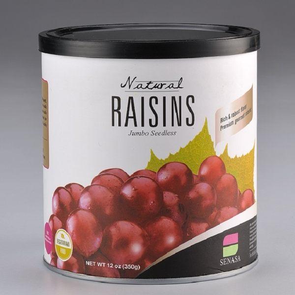 買1送1 清淨生活 天然超大無籽葡萄乾 350g/罐 限時特惠