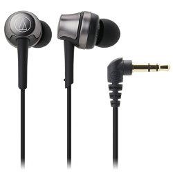 鐵三角入耳式耳機ATH-CKR50黑【愛買】