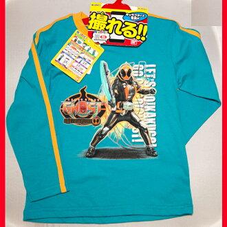 假面騎士 GHOST 鬼魂 兒童長袖T裇 120 日本帶回正版商品