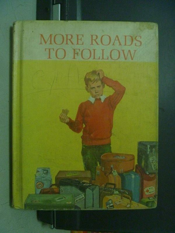 【書寶二手書T6/原文書_OOA】More roads to follow