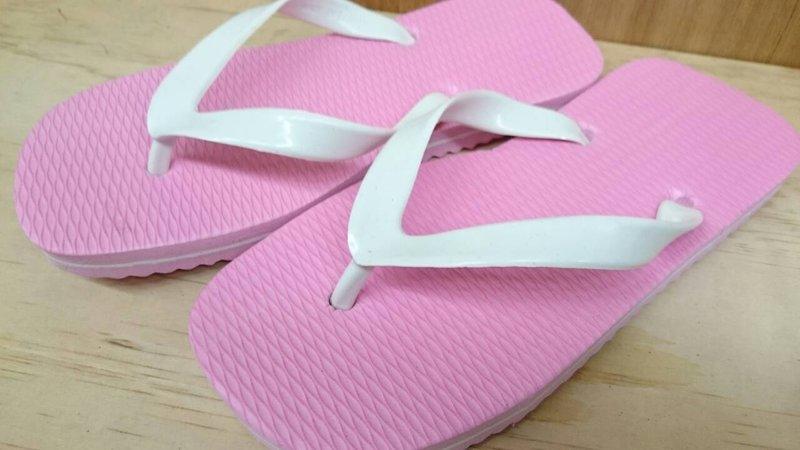 【八八八】e網購~【夾腳拖鞋NO60】粉色.藍色.黑色.三色可挑色唷~