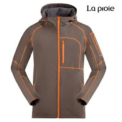 La proie 男式軟殼外套(三色) 1
