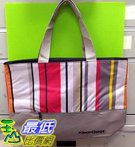 [105限時限量促銷] COSCO KEEP COOL COOLER BAG 保溫保冷購物袋1入 C1040719