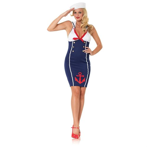 Ahoy There Hottie Adult Halloween Costume 0