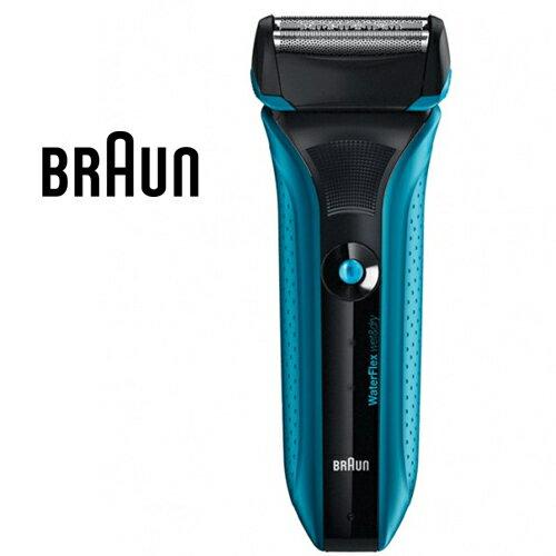 德國百靈 Braun 水感電鬍刀 WF2s (藍)
