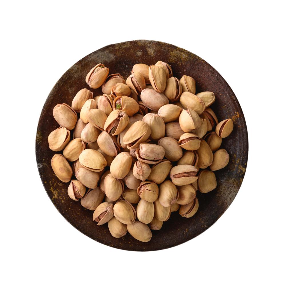 特級伊朗自然開 珍珠開心果  Iranian Pistachio 沙漠綠金【Delic好食嗑】