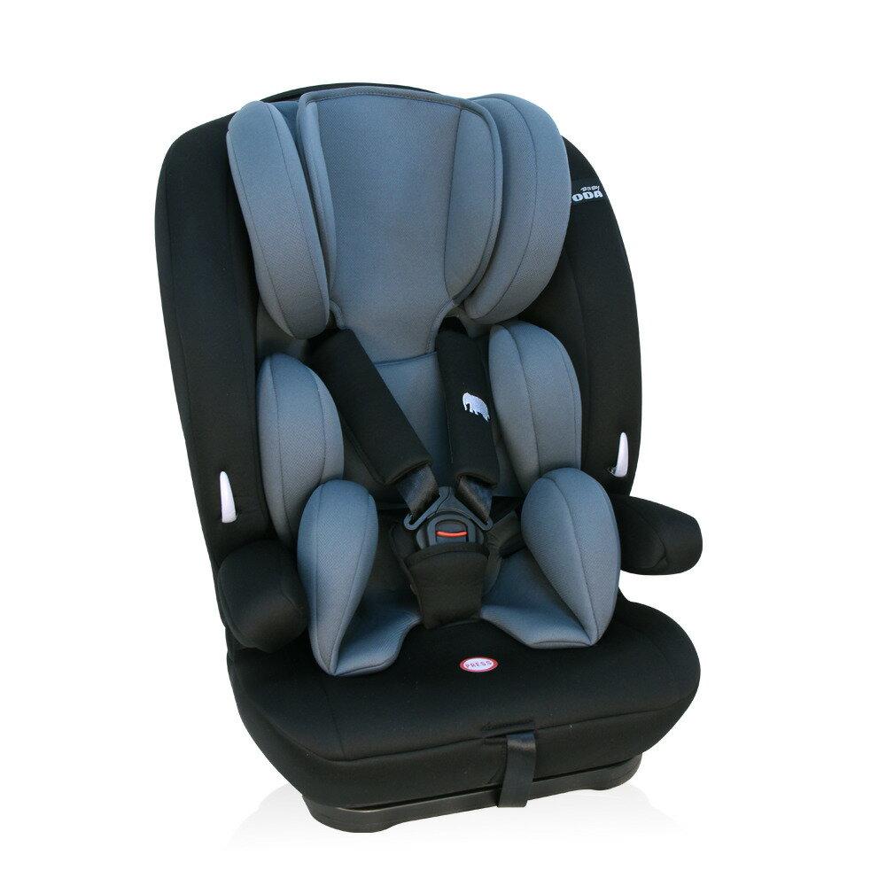 【YoDa】第二代成長型兒童安全座椅(3色)適合9個月~12歲 汽座-米菲寶貝 2
