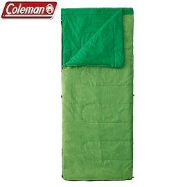 [ Coleman ] 表演者II睡袋 C15 沼綠 / 可放洗衣機水洗 / 公司貨 CM-27260