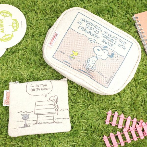 PGS7日本史努比系列商品-史努比小包2件組日本雜誌限定史奴比Snoopy【SIZ71220】