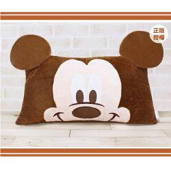 米奇方型造型抱枕 迪士尼 Disney 蕾寶 生日禮物 畢業禮物 交換禮物 情人節禮物 聖誕禮物 聖誕節禮物 抱枕 躺枕 沙發枕