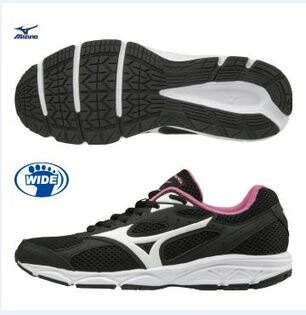 【登瑞體育】MIZUNO女款慢跑鞋_K1GA180102