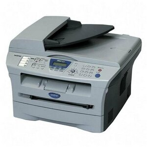 Brother MFC-7420 Laser Multifunction - Scan Copy Fax Print 2