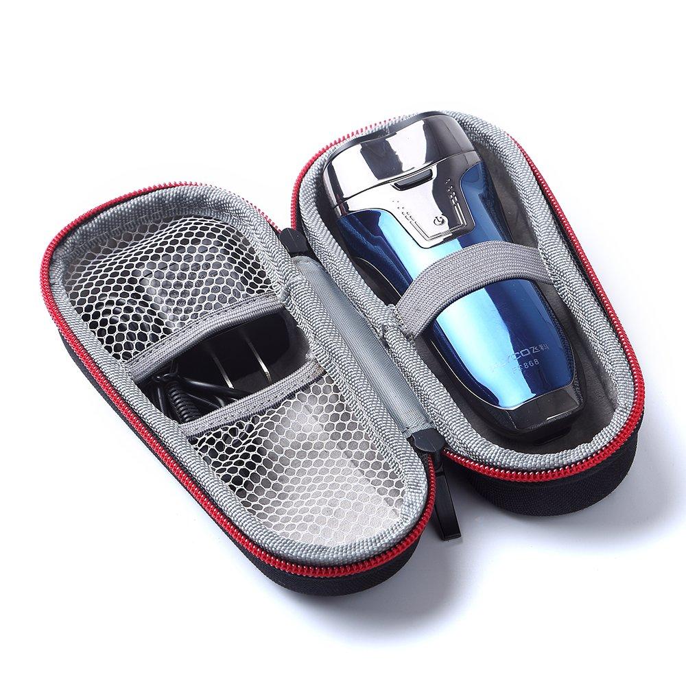 百靈 Braun 電動刮鬍刀 收納包 3系列 刮鬍刀收納盒 刮鬍刀旅行盒 硬殼 可放充電器