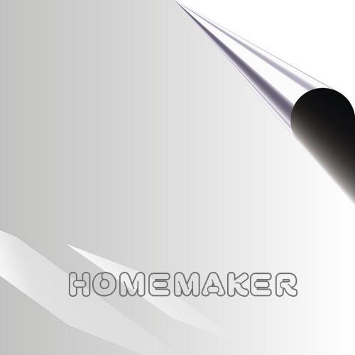 鏡面遮陽隔熱窗貼(50cm x 200cm) HM22-901D