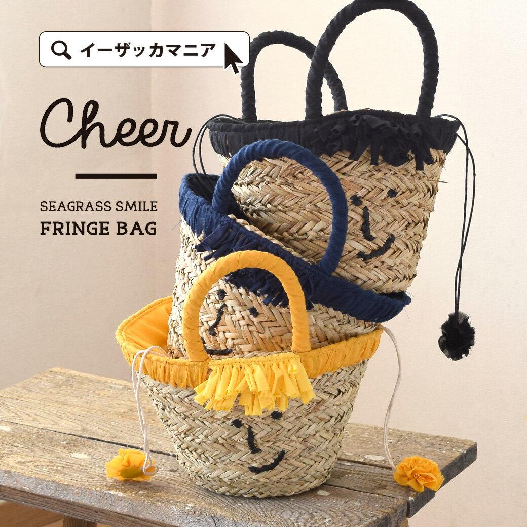 日本e-zakka / 流蘇微笑設計手提包 / 21103-1900075 / 日本必買 代購 / 日本樂天直送(4500) 0