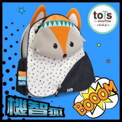 【英國 smarTrike 史崔克】Tots-死黨聯盟兒童出征後背包-機智狐 TS000058