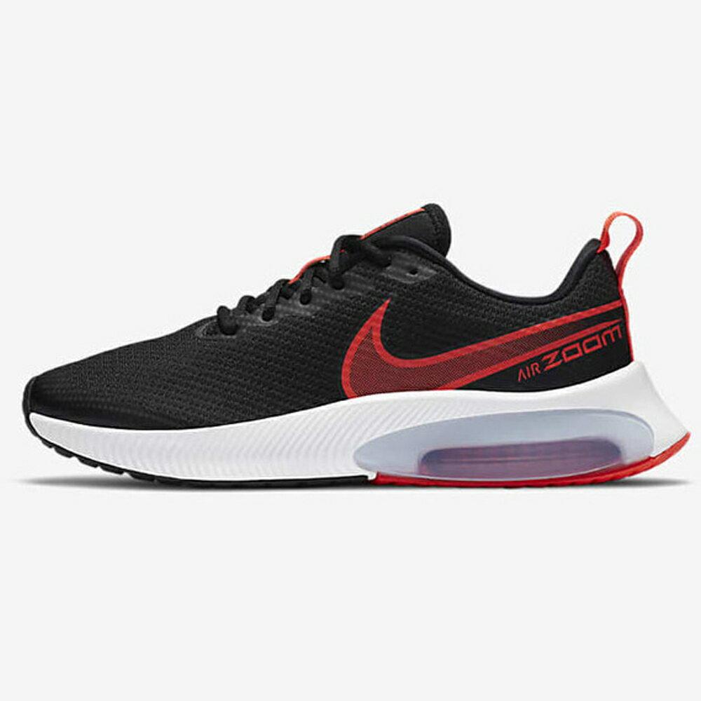 【全館滿額88折】Nike Air Zoom Arcadia GS 童鞋 大童 女鞋 慢跑 氣墊 緩震 紅黑 【運動世界】CK0715-003