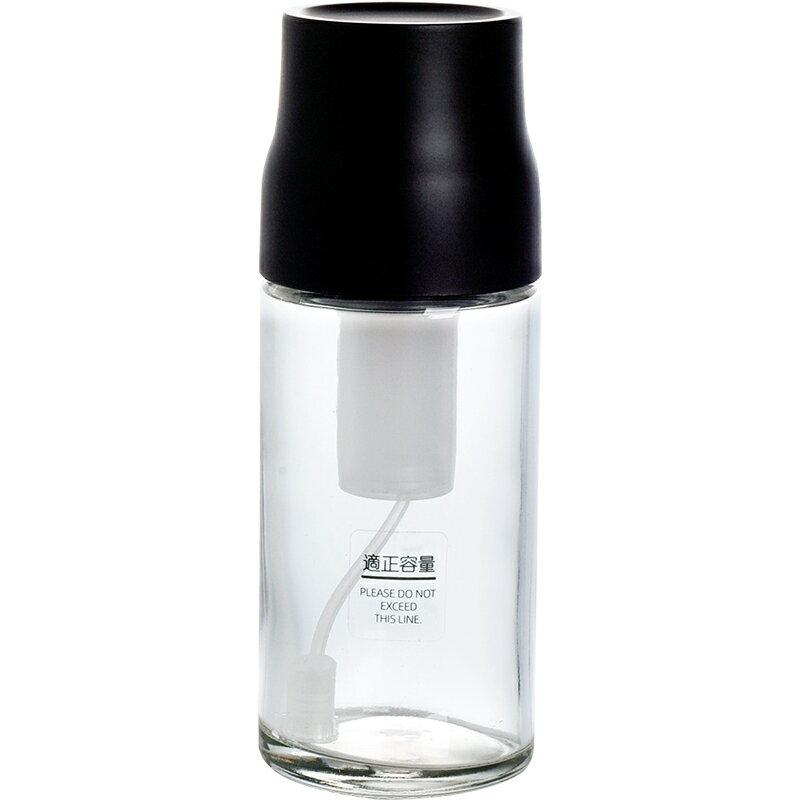 氣壓式玻璃噴油瓶定量控油油壺防漏噴霧油壺