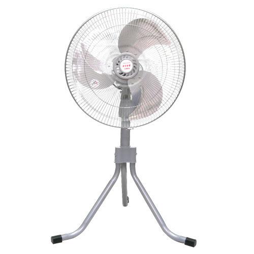 【華冠 電風扇】華冠 FT-186 18吋鋁葉工業扇(三支高腳) - 限時優惠好康折扣