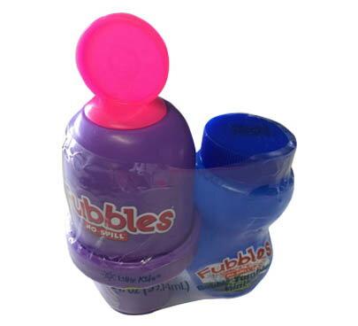 《★ Fubbles 》打不翻吹泡泡容器 + 泡泡液 兩種大小 美國代購 溫媽媽